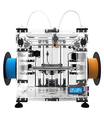 Velleman-K8400-impresora-3d-impresoras-3d-Translcido-LCD-20-SD-150W-100-240V-0