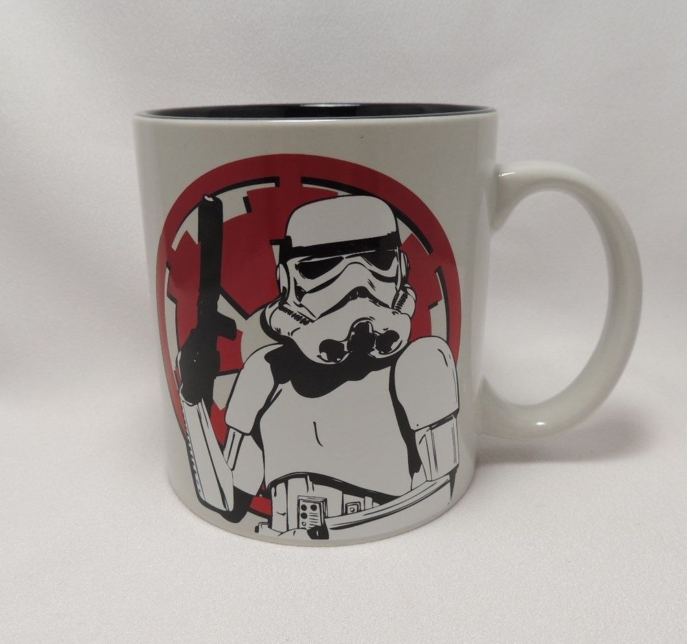 Calm Star Wars Storm Trooper Jumbo Ceramic Coffee Mug Oz Red Oz Ceramic Coffee Mug Coffee Drinker 20 Oz Coffee Mug Starbucks 20 Oz Coffee Mug Amazon
