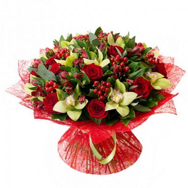 Букеты, заказ цветов краснослободск