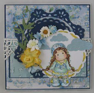 Christina's Card Connection: My Favorite Tilda