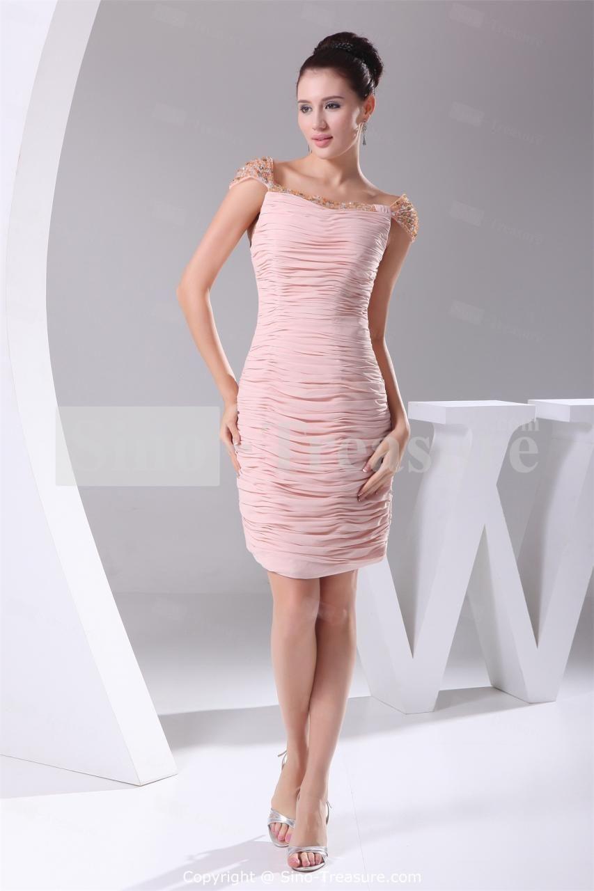 Light pink cocktail dress 2017-2018 » B2B Fashion | Cocktail Dresses ...