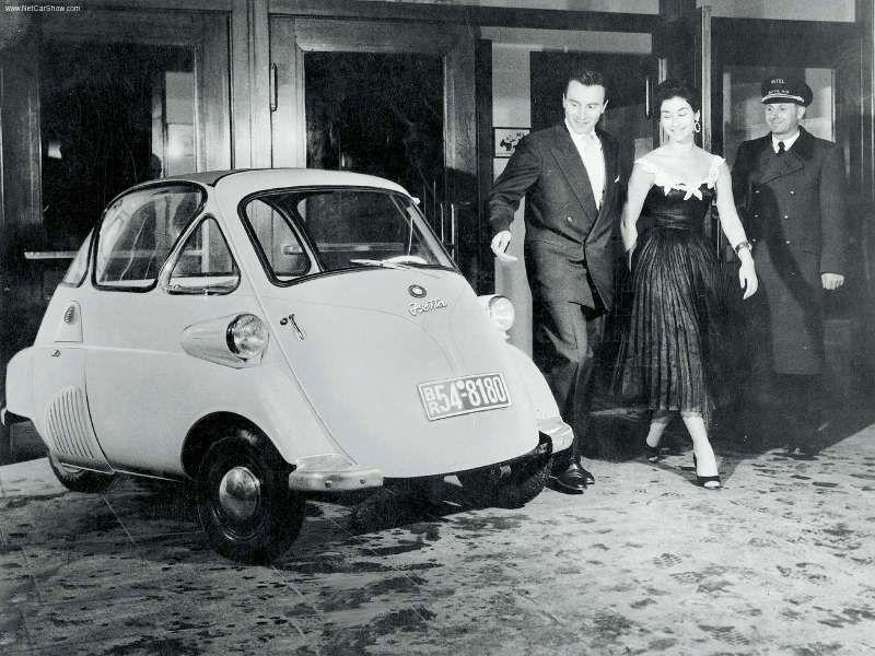 BMW Isetta 600 (1957-1959)