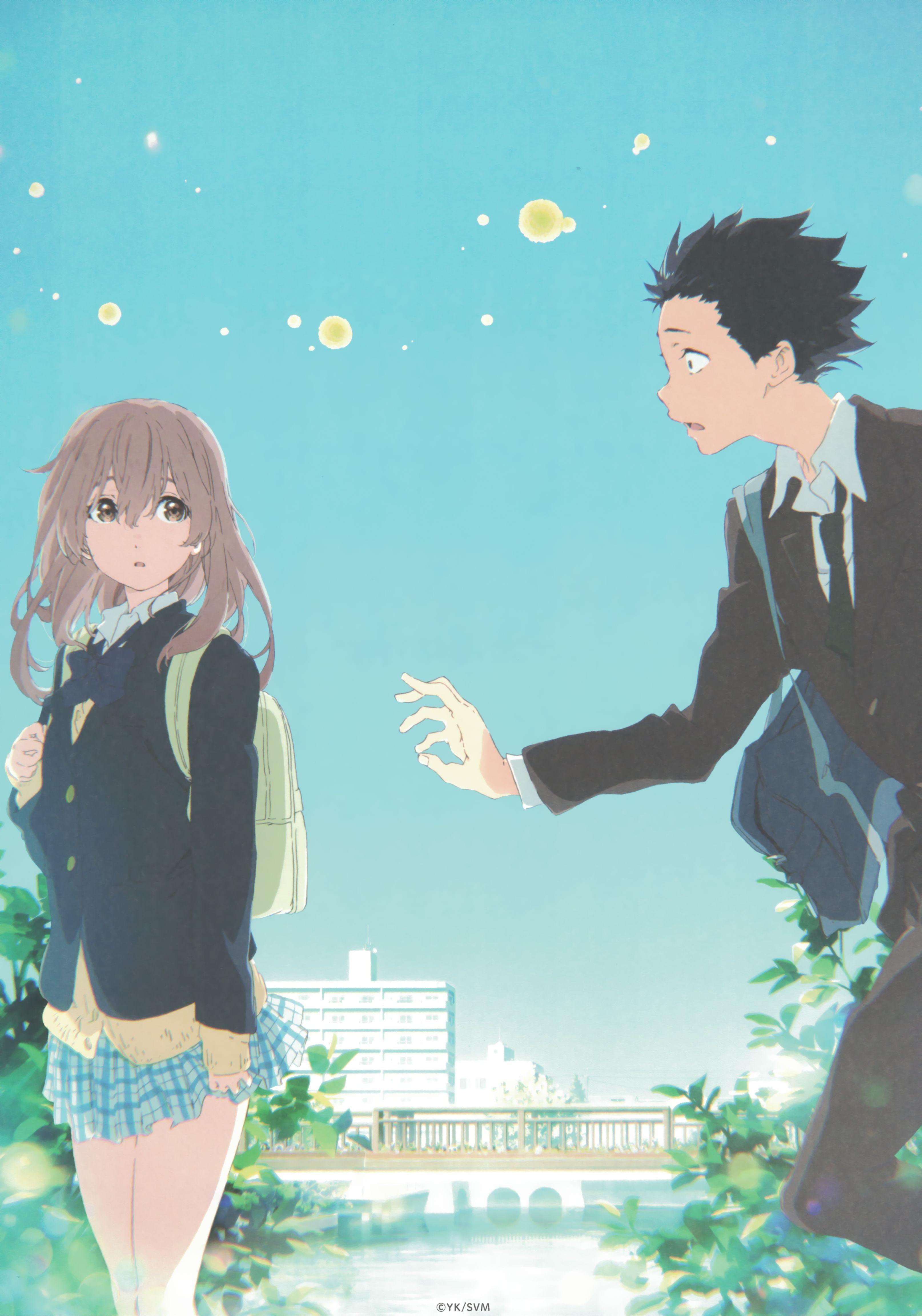 Anime image by K♥ on Koe No Katachi