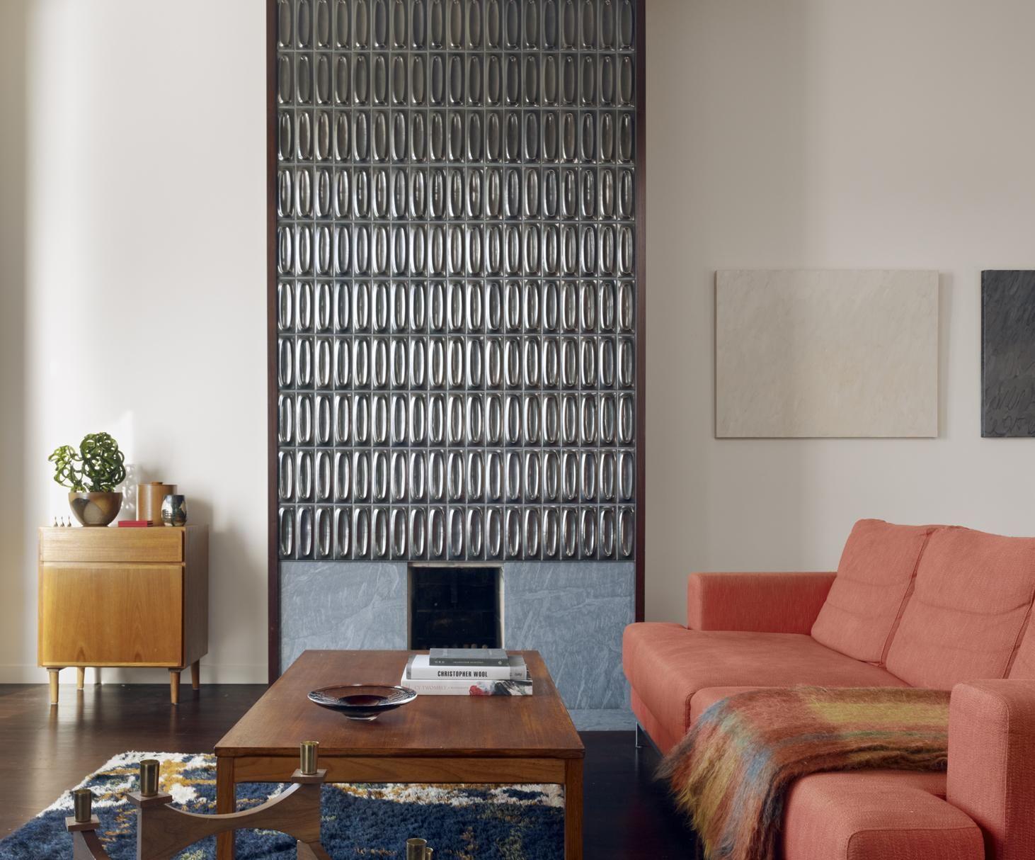 Installation Inspiration Heath Ceramics Contemporary Living Room Modern Style Furniture Interior Design