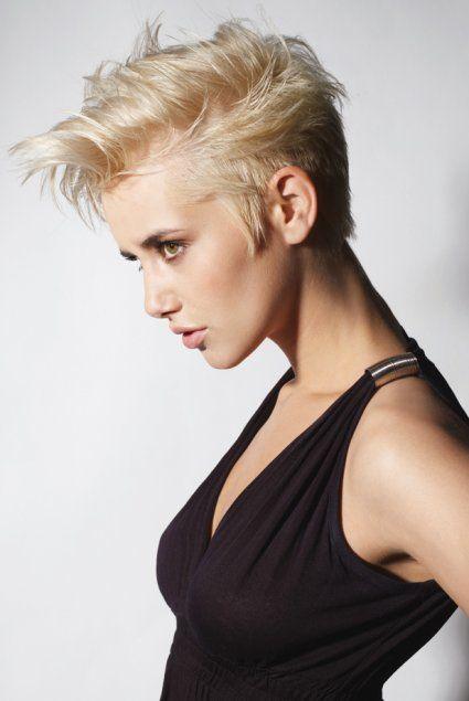 cheveux court rock Recherche Google Cheveux courts