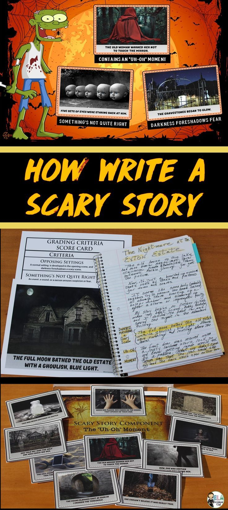 blog post scary story writing incorporate scary story blog post scary story writing 101 incorporate 3 scary story elements into narratives to