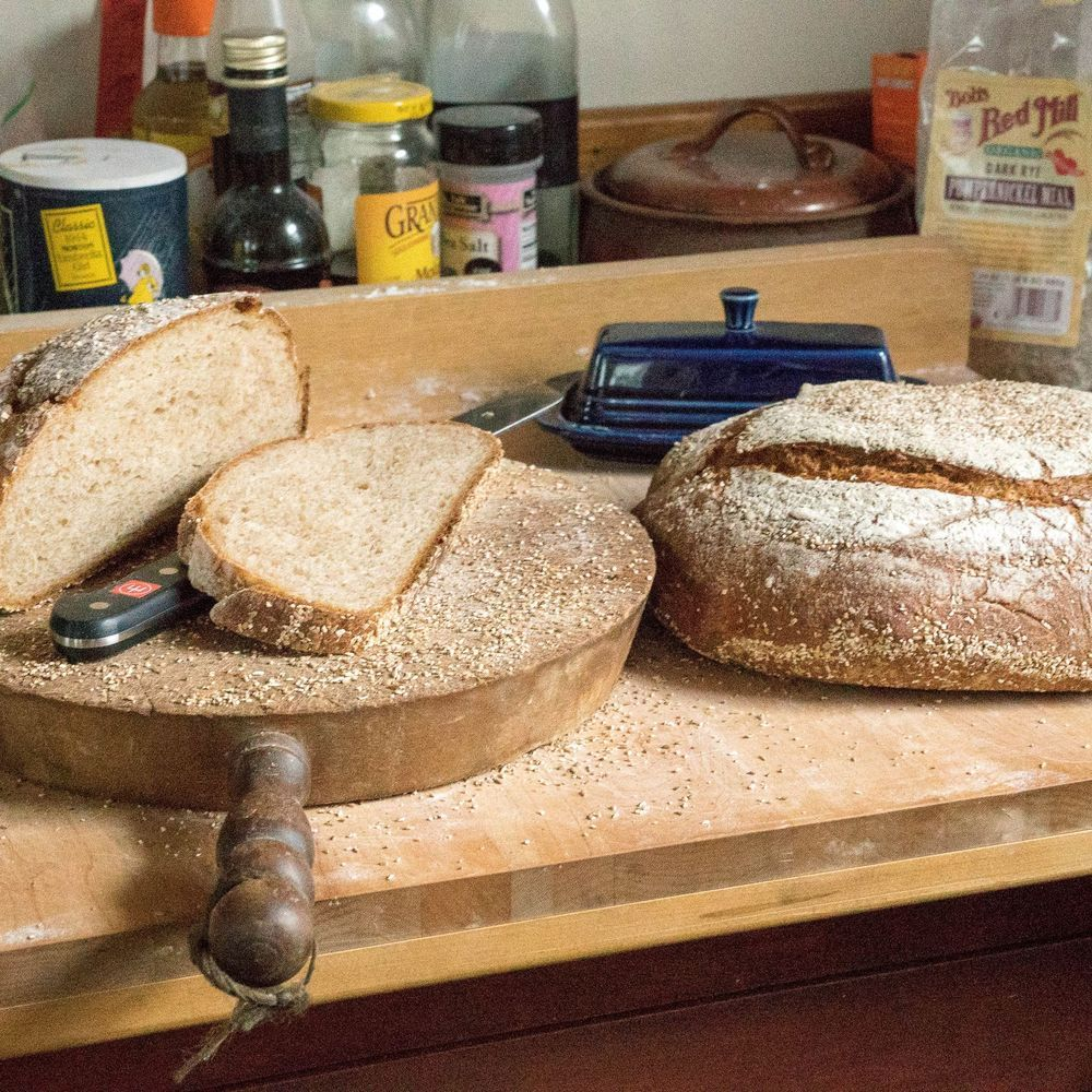 Whole Wheat Buttermilk Bread Recipe On Food52 Recipe Buttermilk Bread Bread Food 52