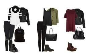 Image result for girly tomboy outfits