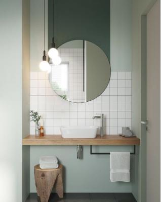 La plus jolie vasque à poser pour salle de bain déco