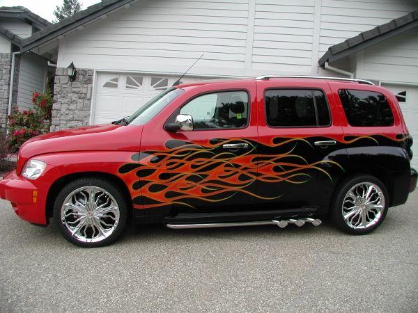 Chevy Hhr Chevy Hhr Chevrolet Chevy