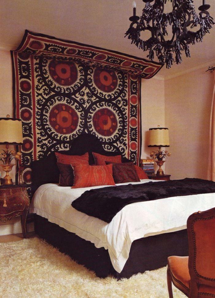 ▷ 1001+ déco uniques pour créer une chambre hippie   Chambre ...