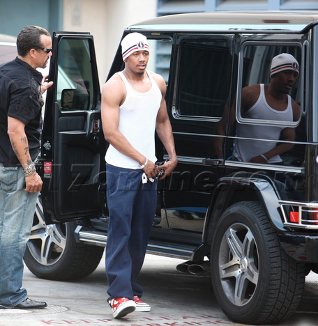 Nick Cannon S G Wagon Celebs In Benzs Pinterest Cars