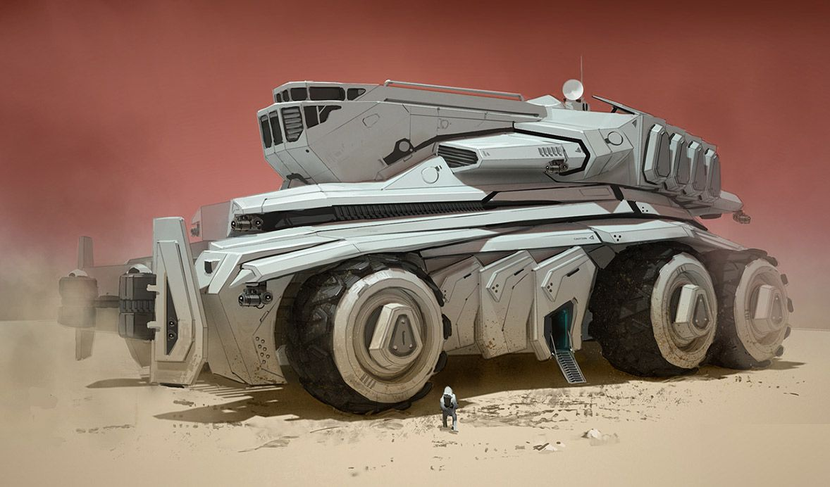 Futuristic Concepts Concept Cars And Trucks Futuristic Vehicle Concepts By Darren