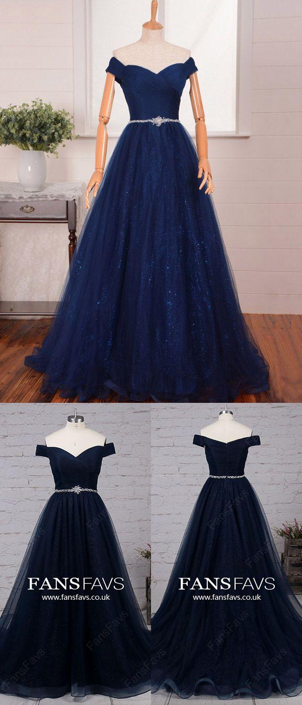 Long prom dressesdark navy prom dressessparkly prom dresses aline