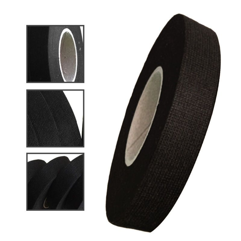Brilliant New 19Mmx15M Tesa Coroplast Adhesive Cloth Tape For Cable Harness Wiring 101 Akebwellnesstrialsorg
