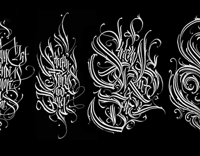 Best calligraphy images typography letters