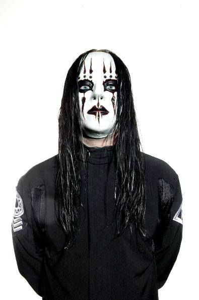 Respect the respected, who is Joey Jordison