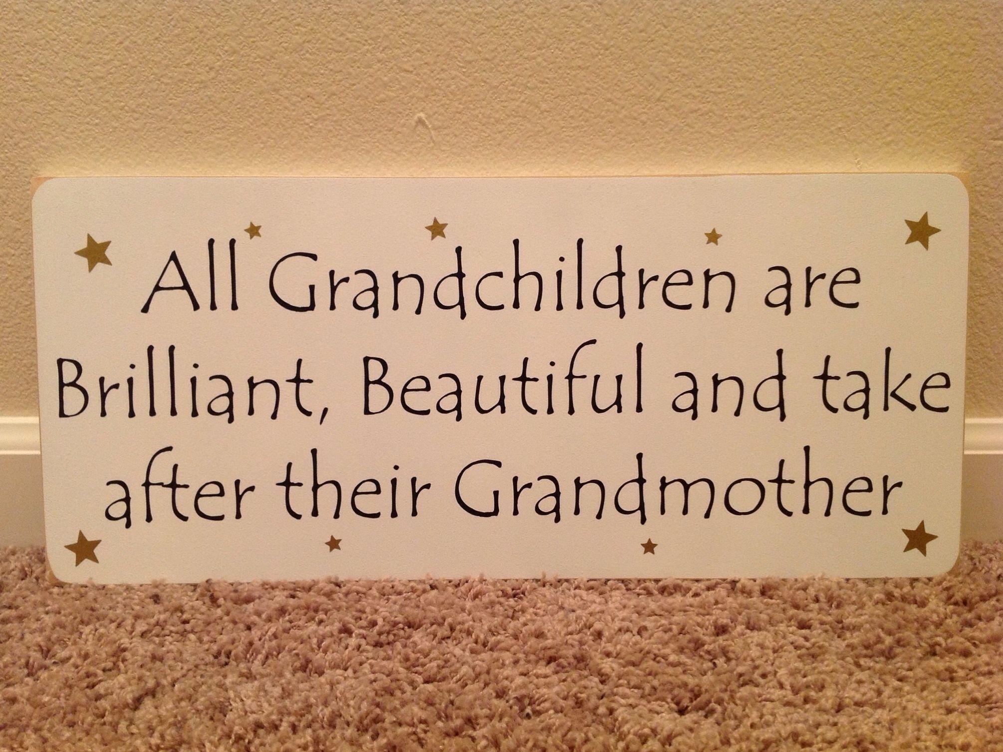 Grandchildren quote | Quotes about grandchildren, Nana ...
