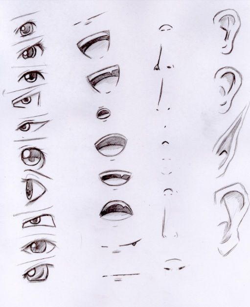 How To Draw Eyes In 2019