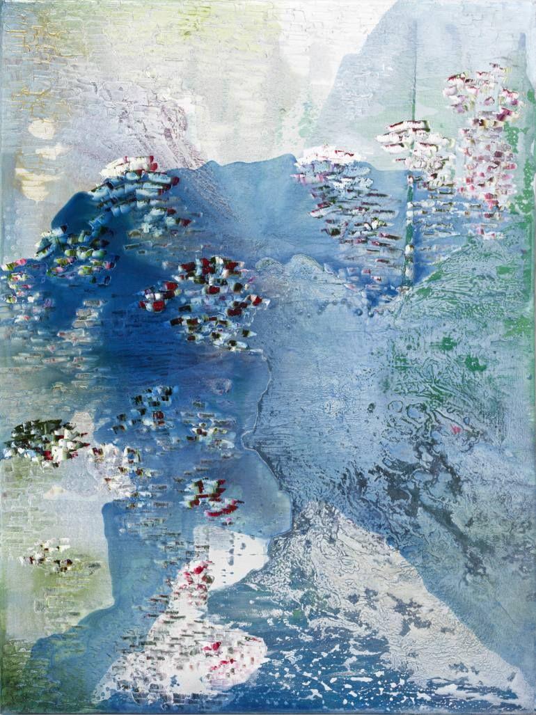 "Saatchi Art Artist Jessica Zoob; Painting, ""Magical Place"" #art"