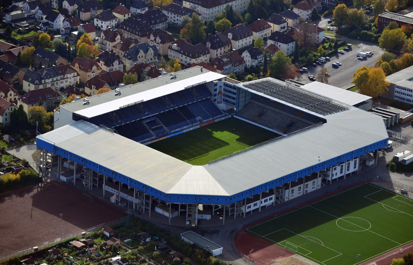 Bielefeld Schüco Arena