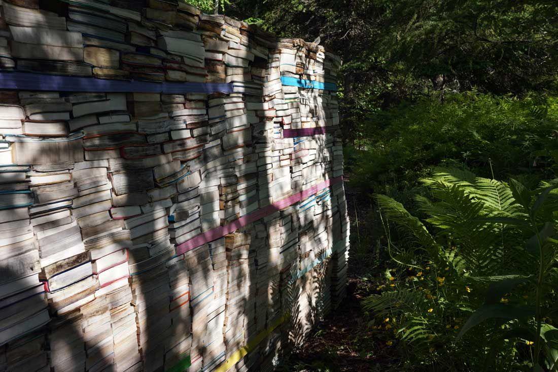 Jardín de libros Connaissance