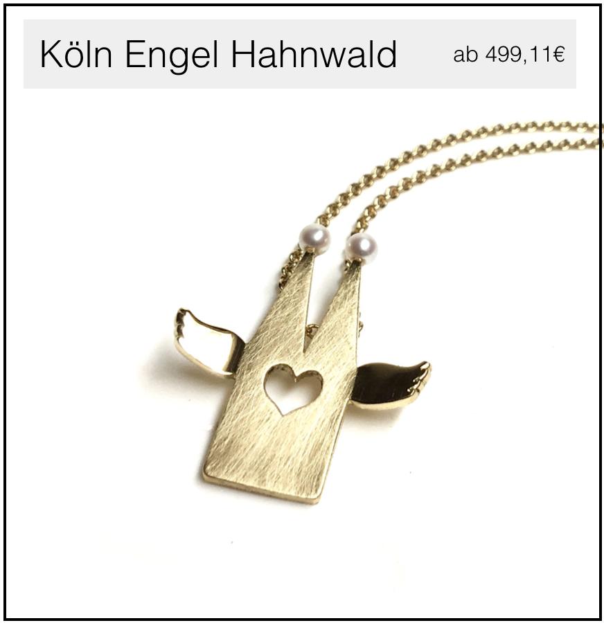 Pin Auf Der Dom Schutzengel Koln Schmuck Www Goldschmiede Hecken De