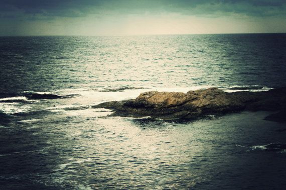 Beach photography  Blue Summer 8x12 print  sea ocean by MegiAnArt, $19.80