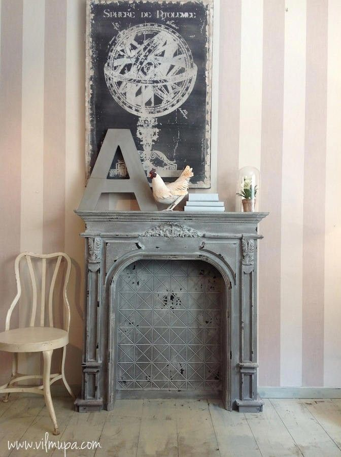 Embocadura chimenea madera poco profunda personalizado pinterest chimeneas madera y muebles - Embocaduras de chimeneas ...