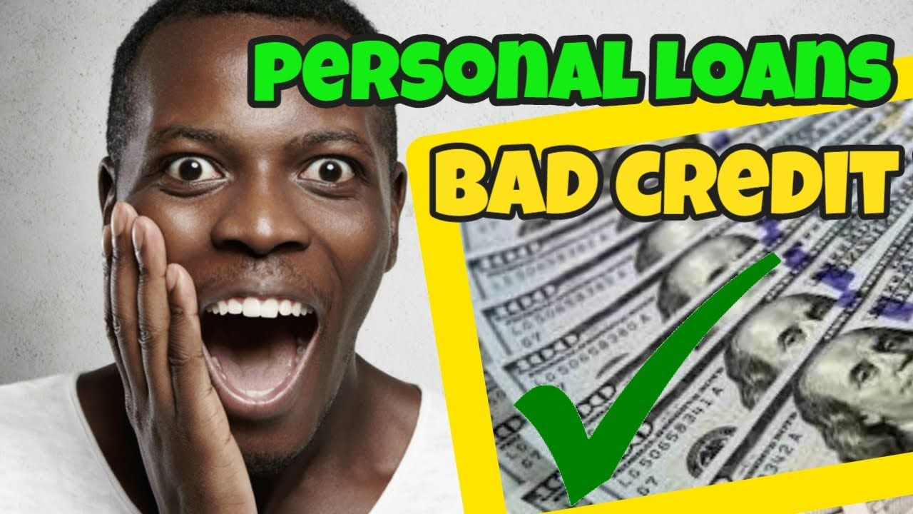 Personal Loans Bad Credit Get Approved Fast V 2020 G