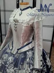 Resultado de imagen de trajes de valenciana 2016