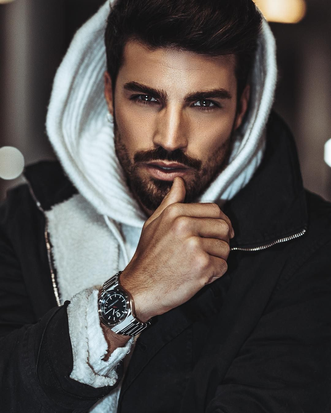 Mariano Di Vaio On Instagram The Two Most Powerful Warriors Are Patience And Time So Many Goals A Beard Styles For Men Beard Styles Different Beard Styles