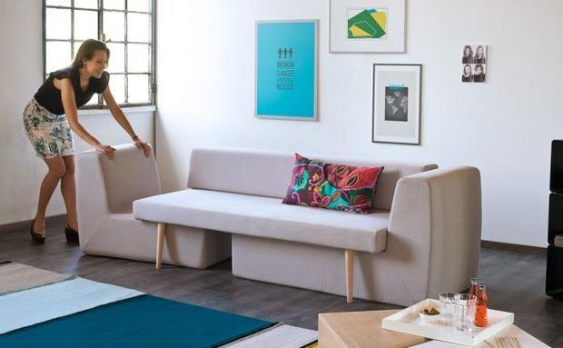 Sofista Das Multifunktionelle Sofa Modul Sofa Ungewohnliche