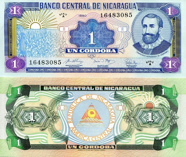 Pin By Scott Slifer On New To Website Bank Notes Money Games Nicaragua