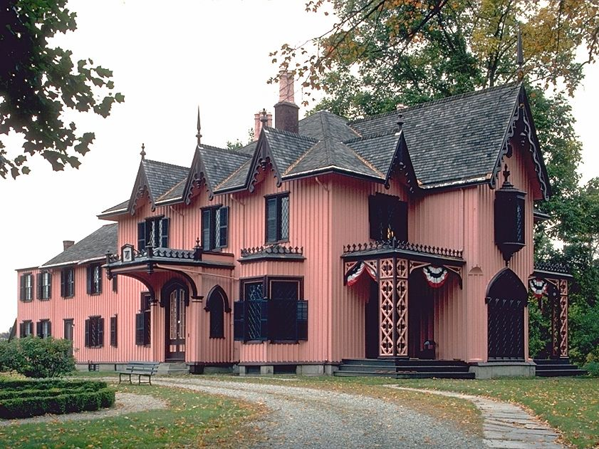 roseland woodstock ct 1846 gothic revival roseland was built by