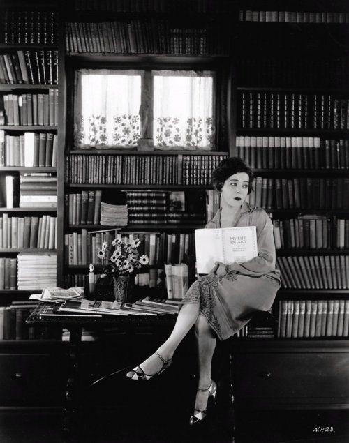 Alla Nazimova 1920's