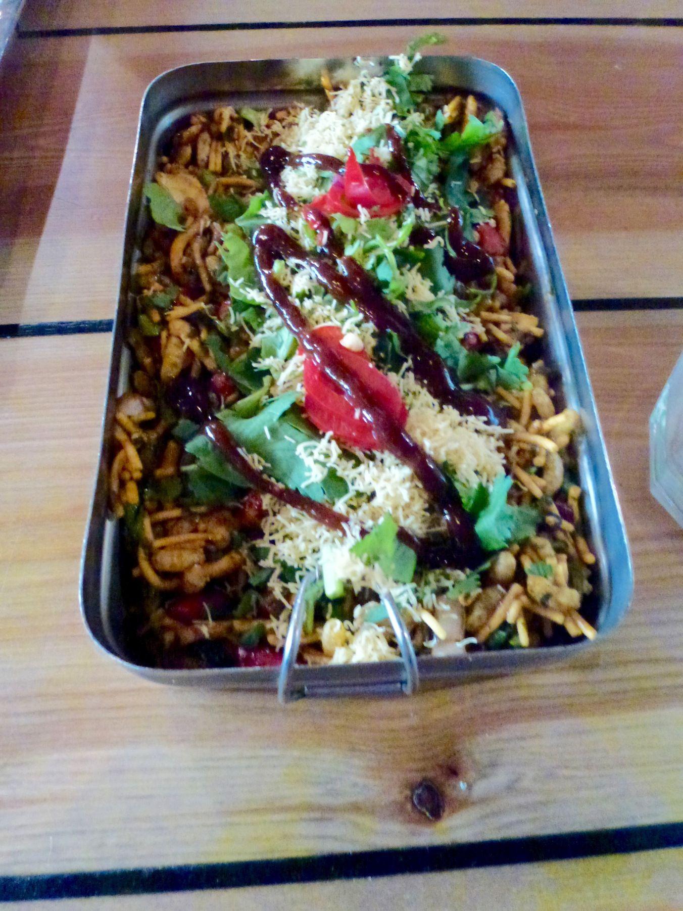 Review Of Mogli Serving Indian Street Food Uk