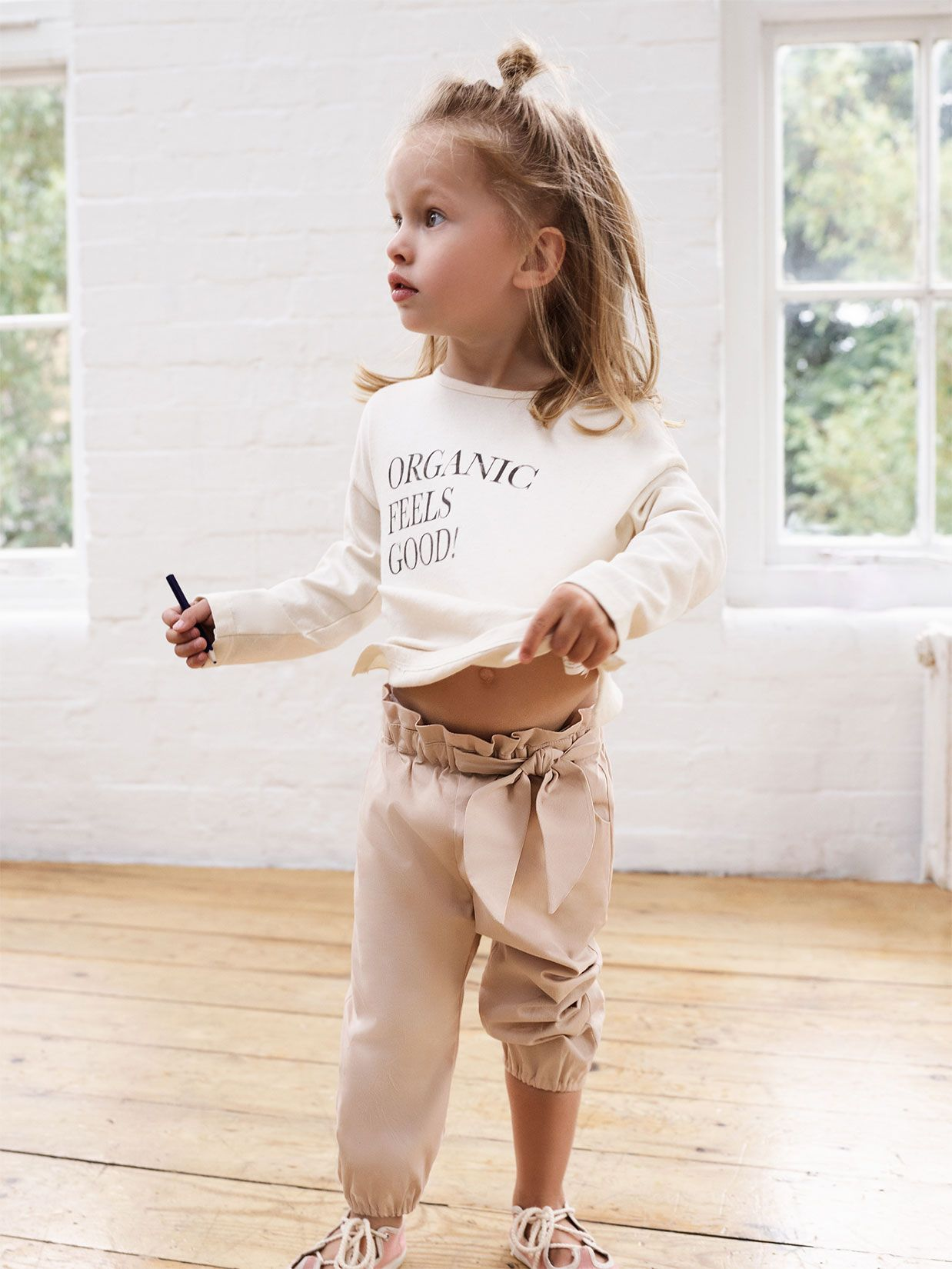 JOIN LIFE BABY GIRL KIDS EDITORIALS