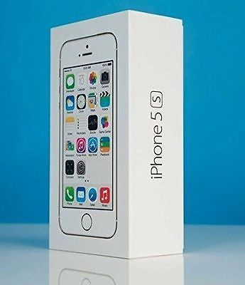 New Apple iPhone 5s - 32GB - Silver/White (Factory Unlocked) Smartphone https://t.co/xvlJDZTsYK https://t.co/2iH5YbnHBr