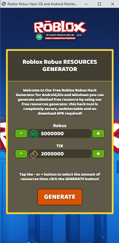 Free Roblox Robux Hack 2020 Roblox Robux Generator 2020 Updated Games Roblox Cheating Roblox