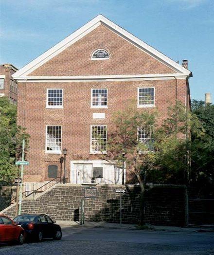 Methodistische und Wesleyanische Kirchen – Wikipedia
