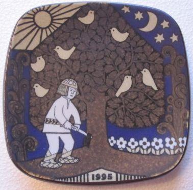 Arabia Kalevala 1995