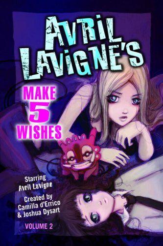 Image result for avril lavigne's make 5 wishes