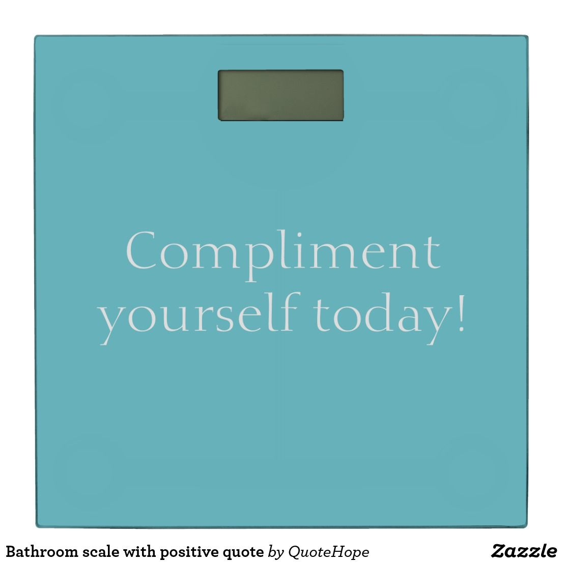 Bathroom Scale Quotes