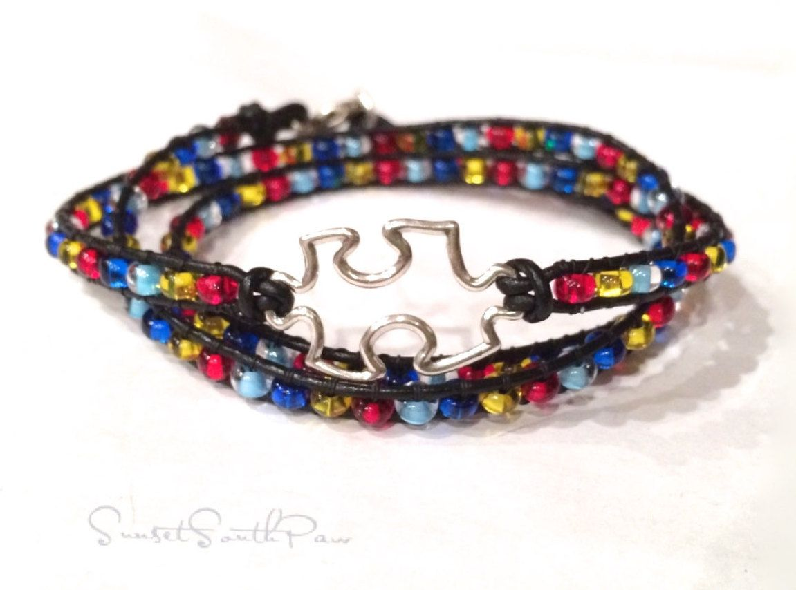 autism awareness bracelets bracelet pack charity vida products packs pura