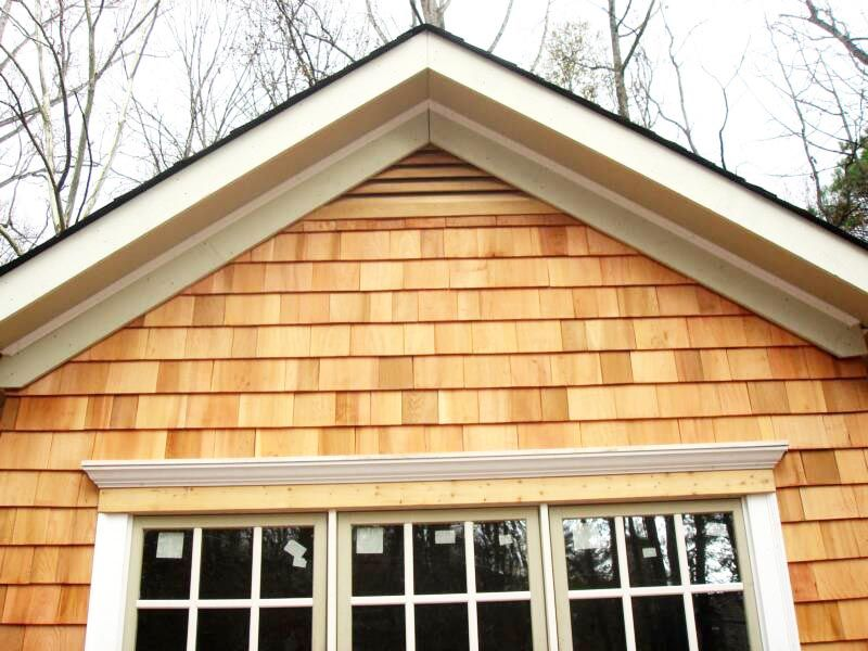 Cedar Shake Siding Engineered Wood Vinyl Installation Cedar