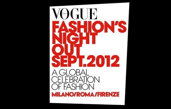 Vogue Fashion's Night Out 2012: si annunciano tutte le date italiane e internazionali