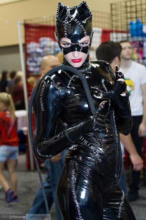 Michelle Pfeiffer Catwoman Costume Replica | Michelle ...