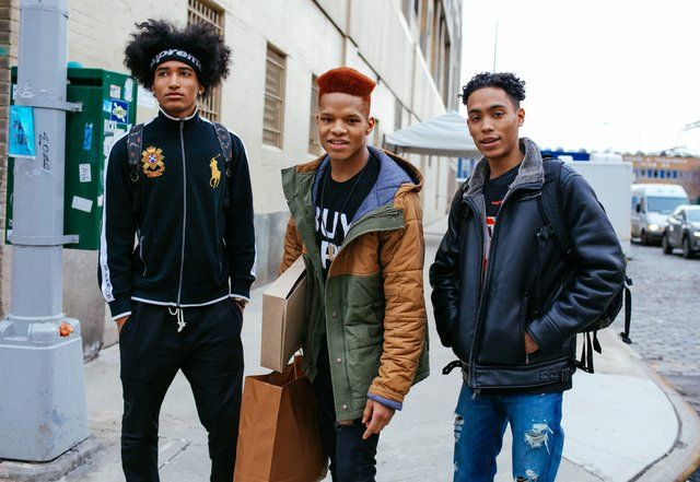 bd24d93a Phil Oh's Best Street Style Pics From New York's Fall 2016 Men's ...