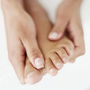 Get Rid of Cracked Hands & Feet Apply sesame oil to hands and feet